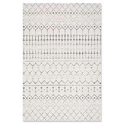 nuLOOM 9'10 x 14' Bodrum Area Rug in Grey