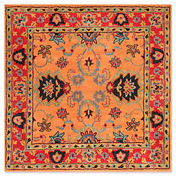 nuLOOM Remade Montesque Rug in Orange