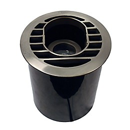Best Quality Lighting Open Grid Die-Cast Low-Voltage Well Light