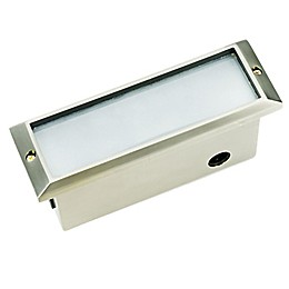 Best Quality Lighting Rochester 1-Light Low-Voltage Outdoor Step Light