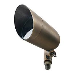 Best Quality Lighting Die-Cast LV70AB Outdoor Step Light in Antique Bronze