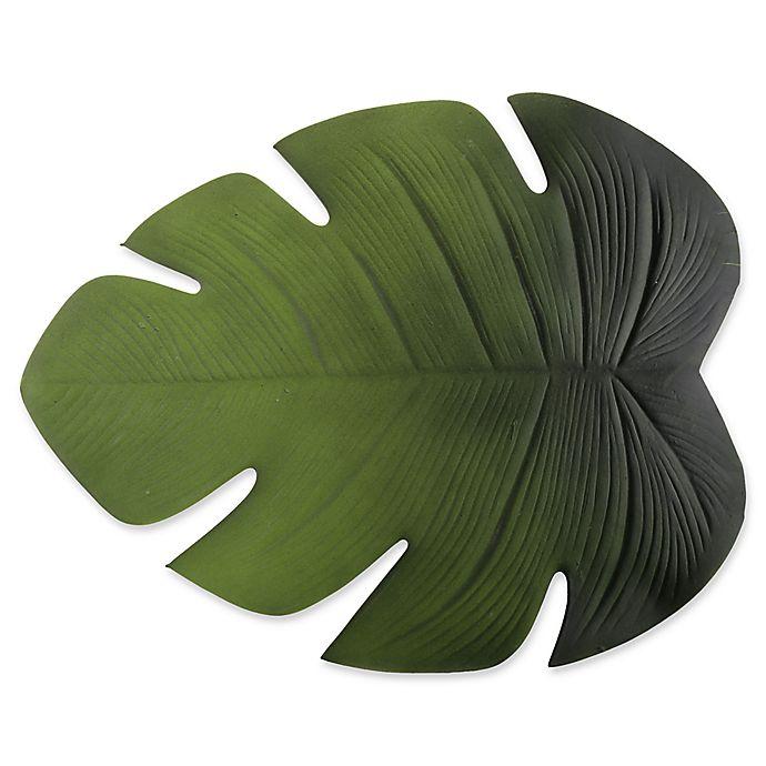 Alternate image 1 for Banana Leaf Foam Placemat