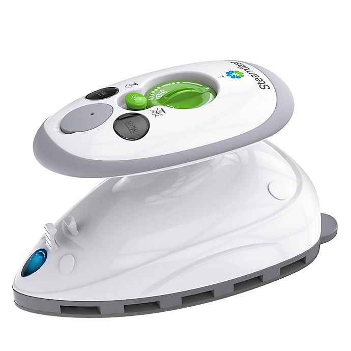 Alternate image 1 for SteamFast Home & Away Steam Iron