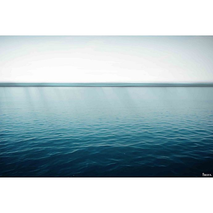 Alternate image 1 for Parvez Taj Tranquil 18-Inch x 12-Inch Canvas Wall Art