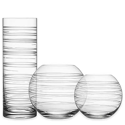 Orrefors Graphic Vase Collection