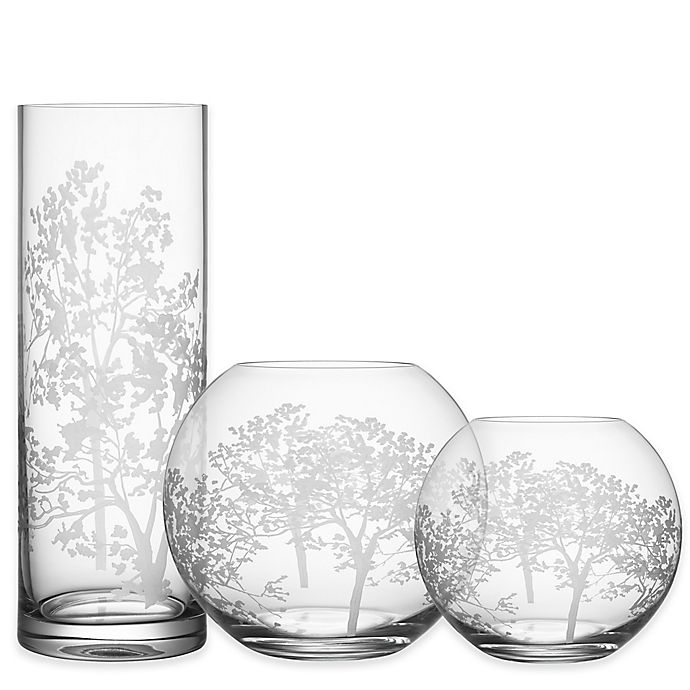 Orrefors Organic Vase Collection Bed Bath And Beyond Canada