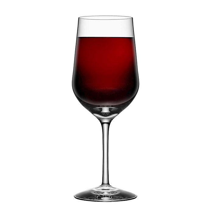 Alternate image 1 for Orrefors Morberg Red Wine Glasses (Set of 4)