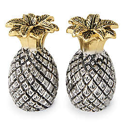 Mud Pie® Pineapple Salt and Pepper Set