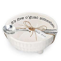 Mud Pie® 2-Piece Guacamole Dip Set