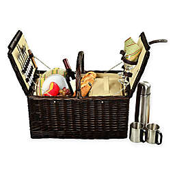 Picnic at Ascot Surrey 2-Person Picnic Basket with Coffee Set