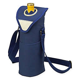 Picnic at Ascot Wine/Water Bottle Tote