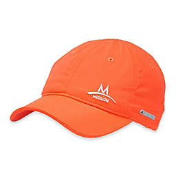 Mission Enduracool™ Performance Hat in High Vis Coral