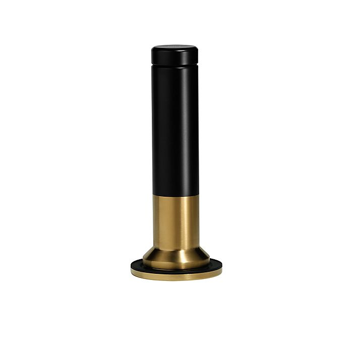 Alternate image 1 for RBT by rabbit® Automatic Electric Corkscrew in Black/Brass