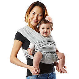 Baby K'tan® Original Large Baby Wrap Carrier in Heather Grey