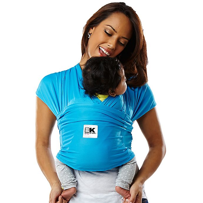 3f7b6716a22 Baby K tan® Active Baby Carrier in Ocean Blue