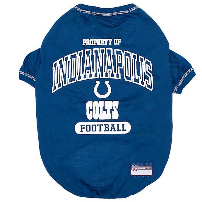 Alternate image 1 for NFL Indianapolis Colts X-Large Pet T-Shirt