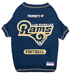 NFL Los Angeles Rams Pet T-Shirt b9984f4770