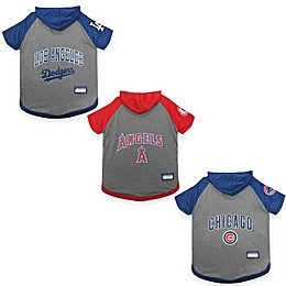 MLB Pet Hoodie T-Shirt Collection