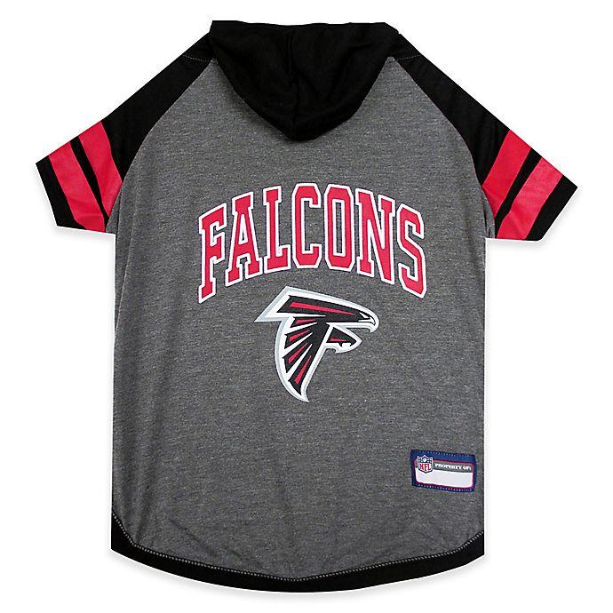 premium selection 2d5ff b7814 NFL Atlanta Falcons Pet Hoodie T-Shirt | Bed Bath & Beyond