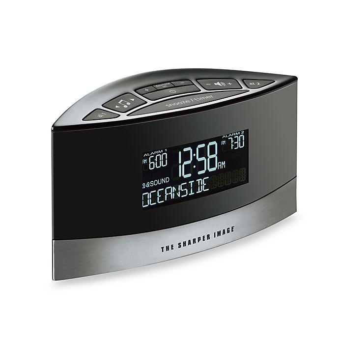Sound Soother Alarm Clock