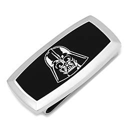 Star Wars™ Darth Vader Cushion Money Clip in Black