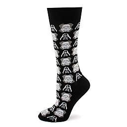Star Wars™ Darth Vader/Stormtrooper Socks in Black