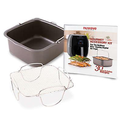 NuWave™ Brio Air Fryer Gourmet Accessory Kit