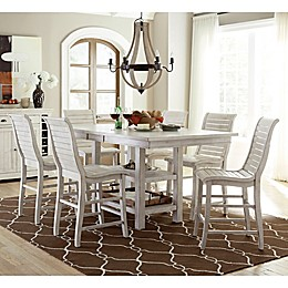 Uttermost Willow Counter Height Table and Chairs (Set of 2)