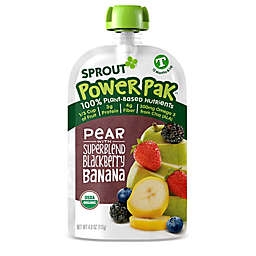 Sprout® 4.22 oz. Toddler Organic Baby Food in Banana, Buckwheat and Blackberry