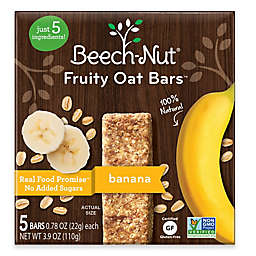 Beech-Nut® Stage 3 3.9 oz. Banana Fruity Oat Bars
