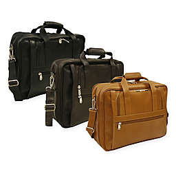 Piel® Leather Ultra Compact 15-Inch Computer Bag