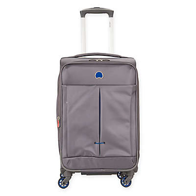 DELSEY PARIS Air Adventure 21-Inch Spinner Carry On Luggage in Grey