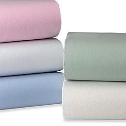 TL Care® Cotton Flannel Crib Sheet