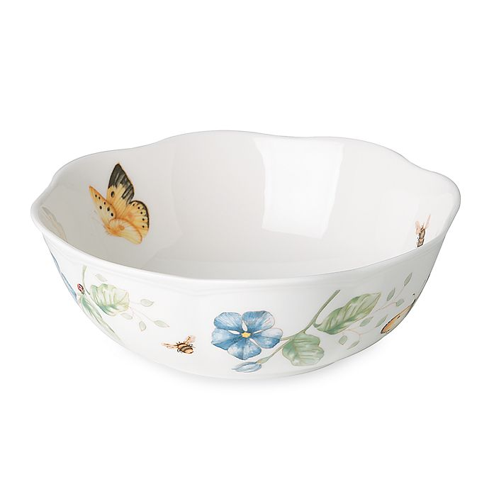 Alternate image 1 for Lenox® Butterfly Meadow® 6-1/4-Inch All Purpose Bowl