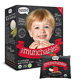 Nosh™ Baby Munchables™ 13-Packs of 2 1.9 oz. Apple & Cinnamon Organic Teething Wafers