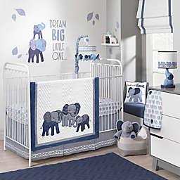 Lambs Ivy Reg Elephant Crib Bedding Collection