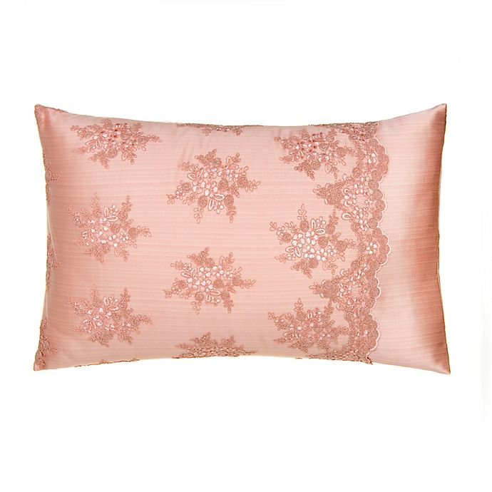 Alternate image 1 for Glenna Jean Remember My Love Small Embroidered Pillow Sham