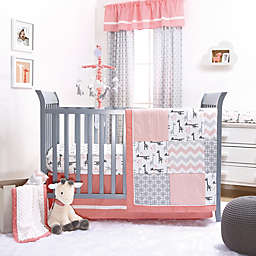 The Peanutshell™ Uptown Girl Crib Bedding Collection