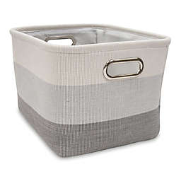 Lambs & Ivy® Ombre Storage Basket in Grey
