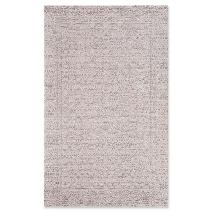 Alternate image 1 for Rugs America Wilshire 8-Foot x 10-Foot  Inch Area Rug in Ivory