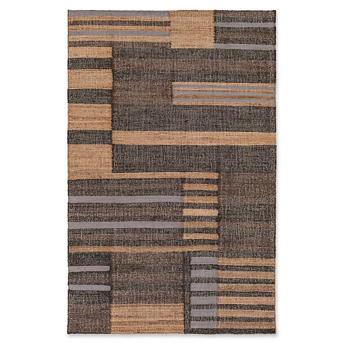 Alternate image 1 for Surya Aere Modern 5-Foot x 7-Foot 6-Inch Area Rug in Grey