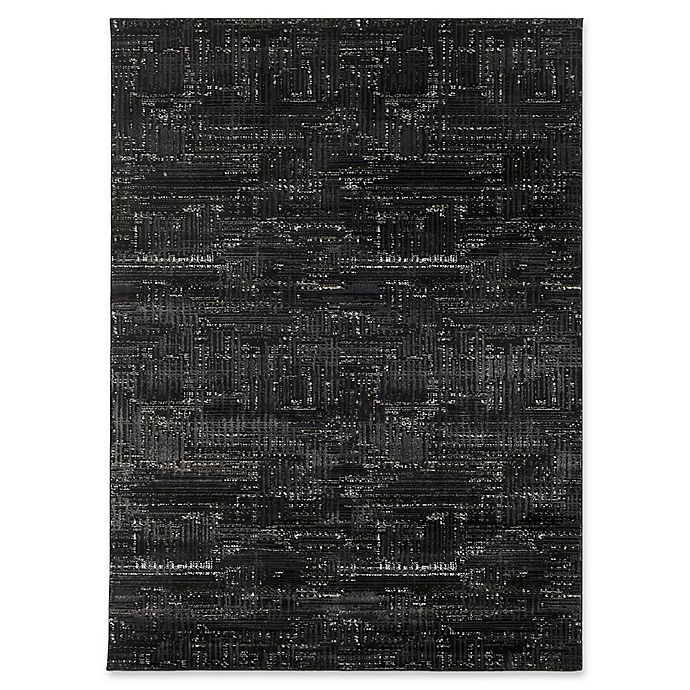 Alternate image 1 for Surya Altena Modern 7-Foot 10-Inch x 10-Foot 2-Inch Area Rug in Black