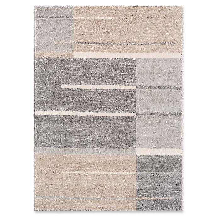 Alternate image 1 for Surya Rita Modern Rug in Medium Grey