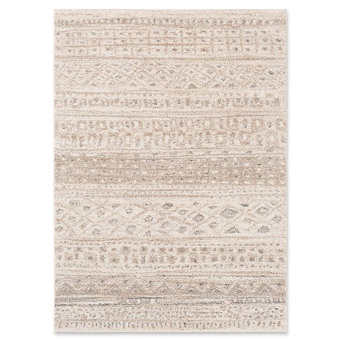 Alternate image 1 for Surya Rita 5-Foot x 7-Foot 6-Inch Area Rug in Light Grey