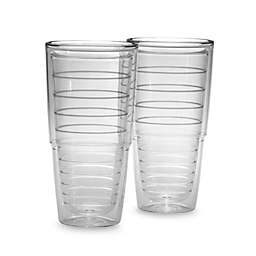 Tervis® Clear 24 oz. Tumbler (Set of 2)