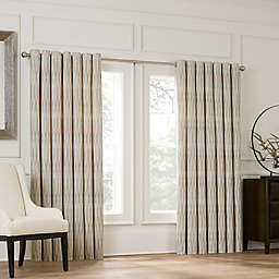 Valeron Re Grommet Top Double Wide Window Curtain Panel