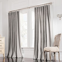 Valeron Estate Rod Pocket Insulated Double-Width Window Curtain Panel