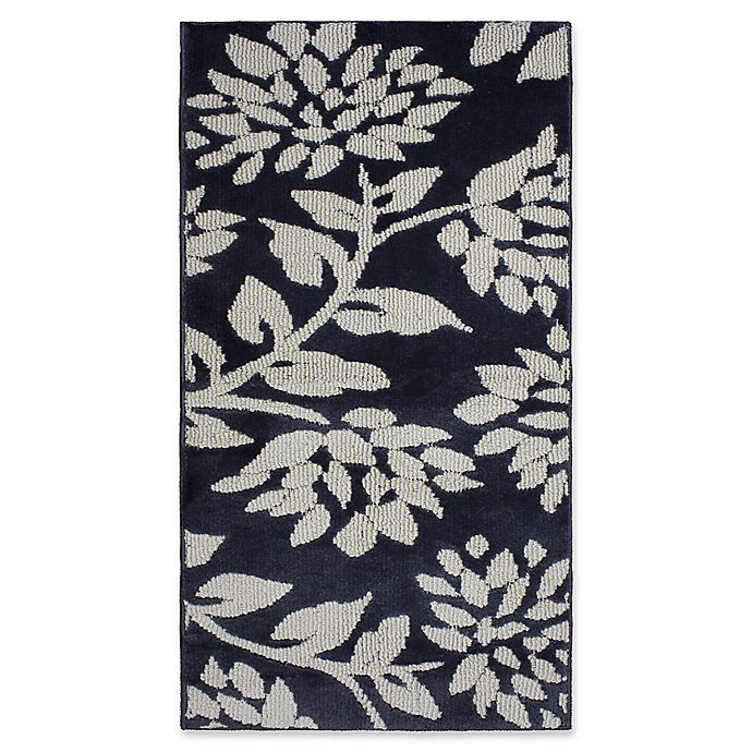 Alternate image 1 for Jean Pierre Melly 2-Foot 4-Inch x 4-Foot Flat Weave Accent Rug in Grey