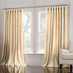 Valeron Estate Silk Double Wide Window Curtain Panel