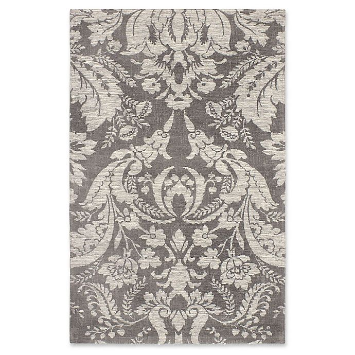 Alternate image 1 for Laura Ashley® Connemara 2-Foot 3-Inch x 3-Foot 9-Inch Accent Rug in Grey